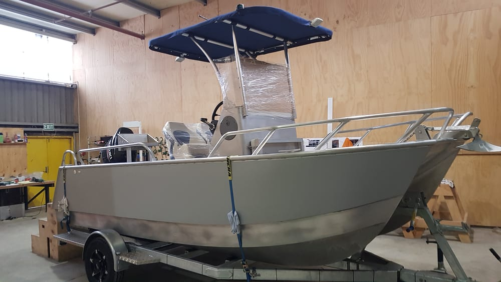 Completed Sea and Lake Trials on Fatcat 5000 #1